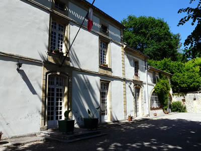 Mairie du Tourne