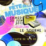Fête de la musique au Tourne samedi 23 juin