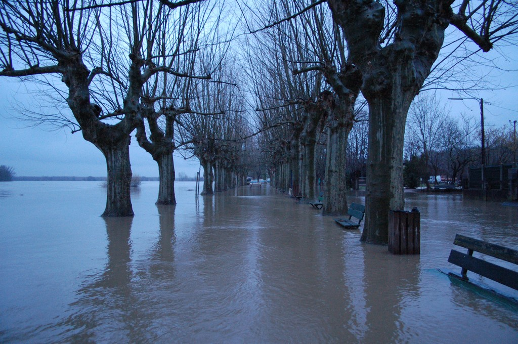 photo inondation
