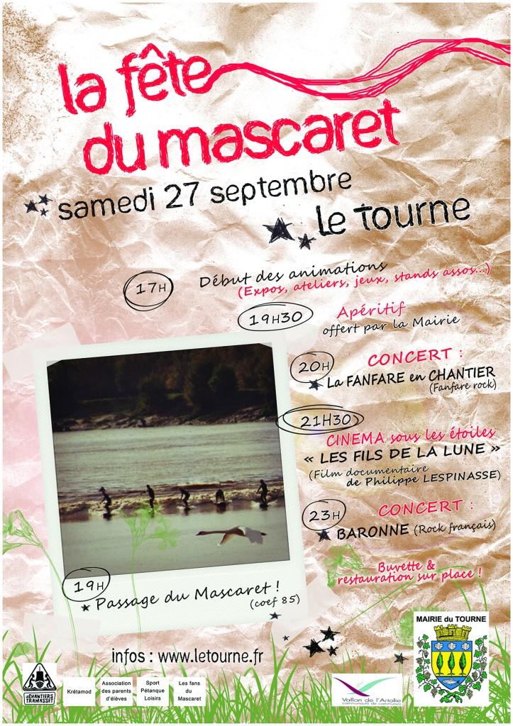 fête du Mascaret 2014