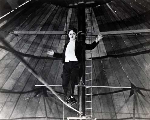 le cirque chaplin
