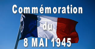 commemoration 8 mai
