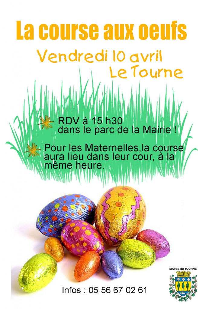 tract oeufs 2015